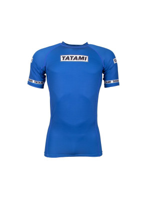 Rash Guard - Tatami Fightwear - 'Dweller' - Blå
