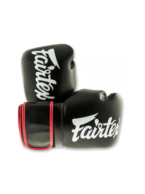 Boksehansker - Fairtex - BGV14 Sort