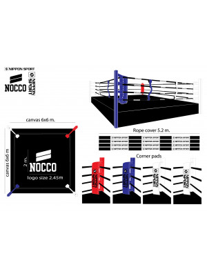 Boxing ring, competition ring