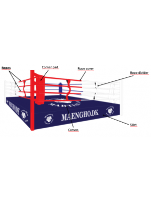 Ropes for Boxing ring