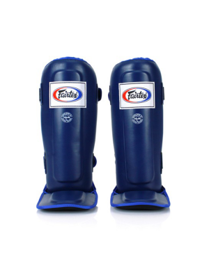 Benbeskytter - Fairtex - 'SP3' - Blå